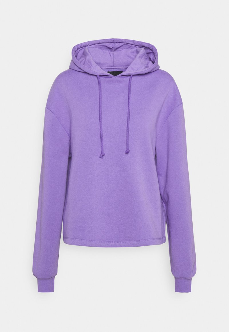PIECES Tall - PCCHILLI HOODIE - Hoodie - dahlia purple