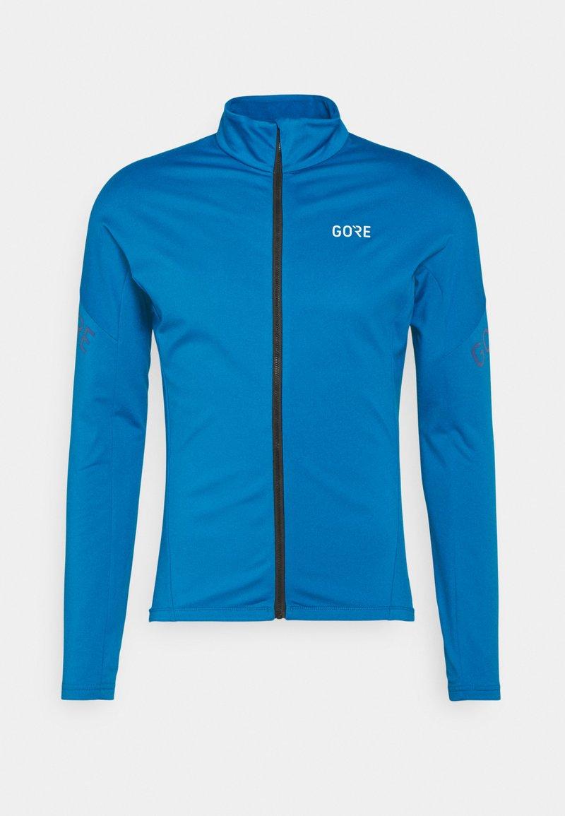 Gore Wear - THERMO - Fleece jacket - sphere blue