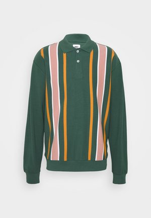 JAKE  - Polo shirt - green/multi