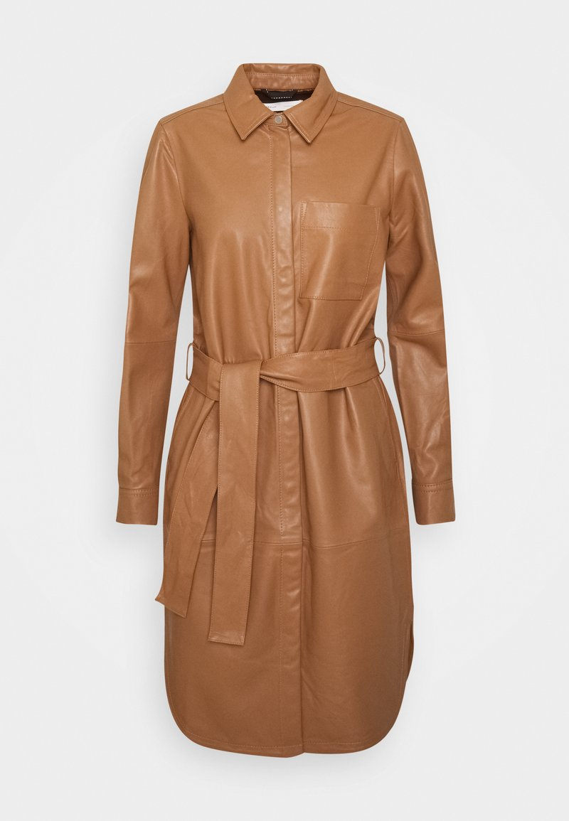 InWear - VINGA - Košilové šaty - winter beige