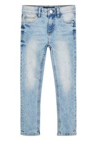 Next - Jeans Skinny Fit - bleached denim - 0