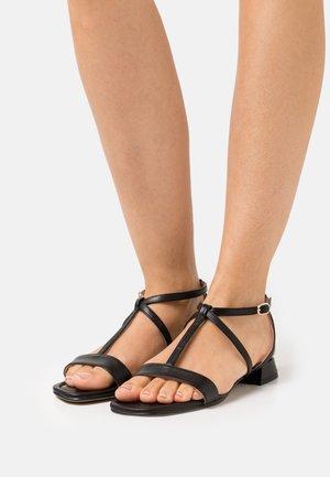 LIBELLA - Sandals - schwarz