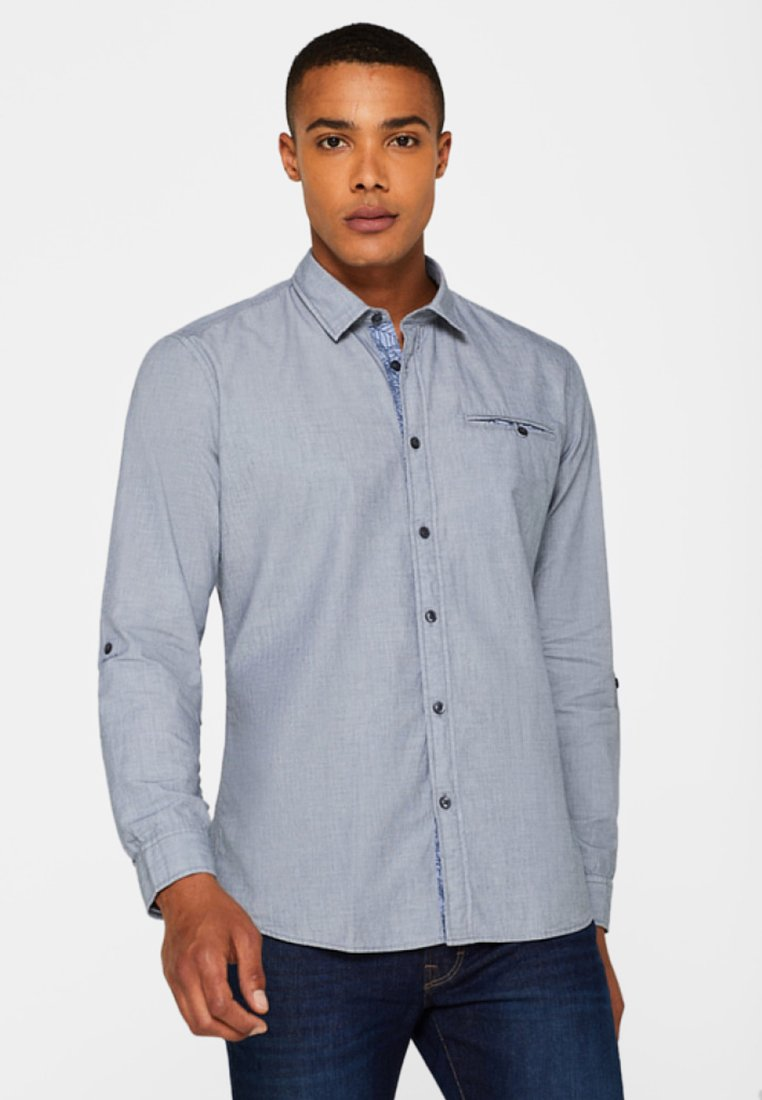 edc by Esprit - Shirt - dark blue