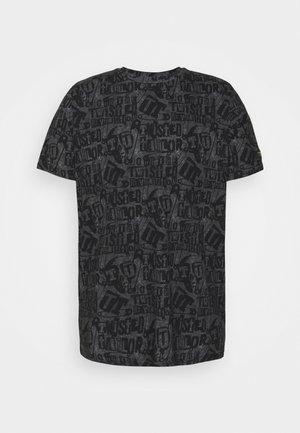 RANSOM - T-shirt med print - black white