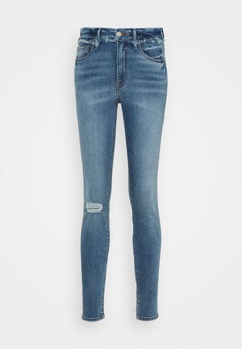 WAIST RELEASED - Jeans Skinny Fit - blue