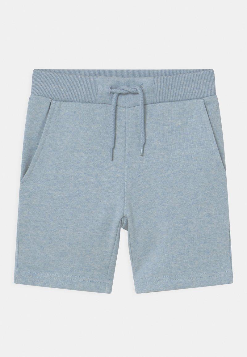 KnowledgeCotton Apparel - RUE - Shorts - sky way