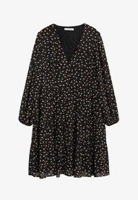 PALOMA7 - Day dress - zwart