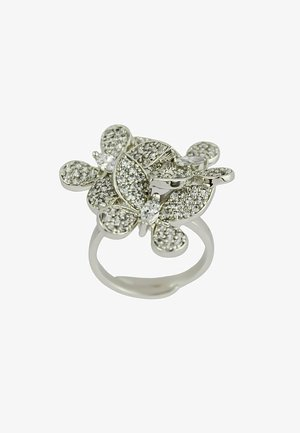 AFRICAN BUTTERFLY  - Anello - silver coloured