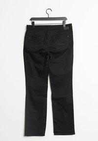 TOM TAILOR - Trousers - black - 1