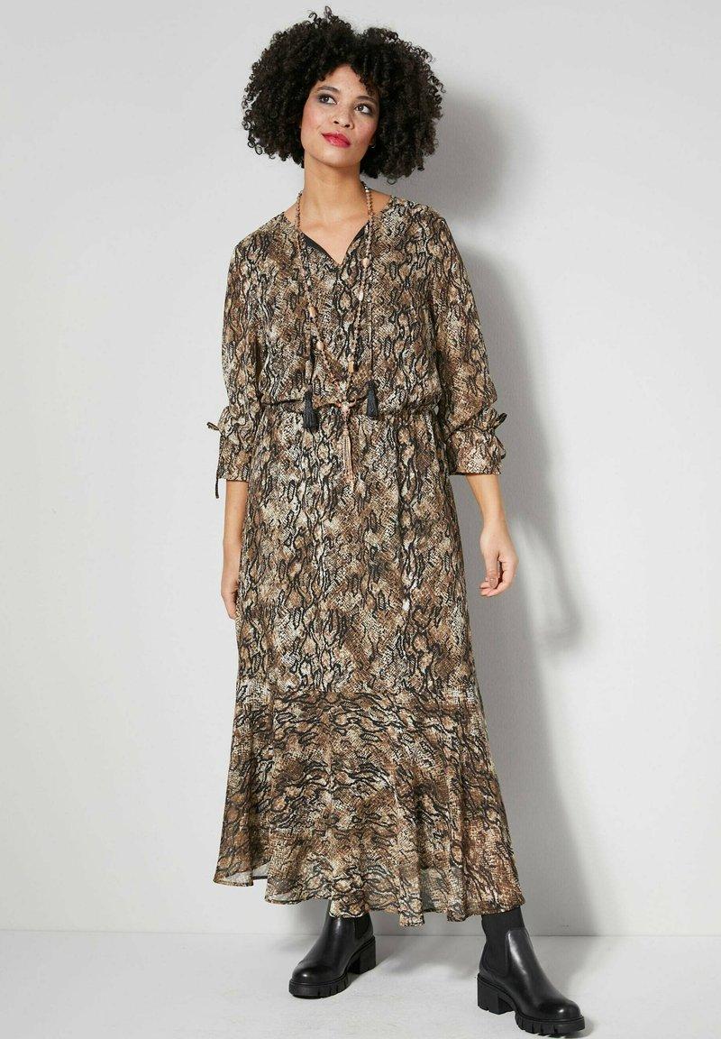 Angel of Style - Maxi dress - beige