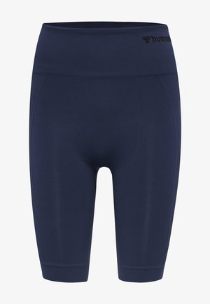 TIF SEAMLESS CYLING - Leggings - black iris