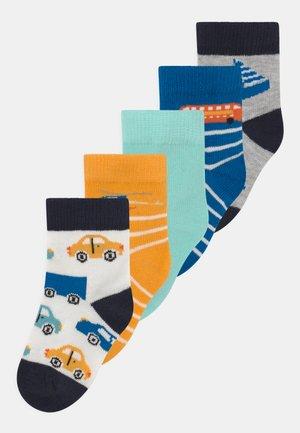 NBMKATON 5 PACK - Socks - imperial blue