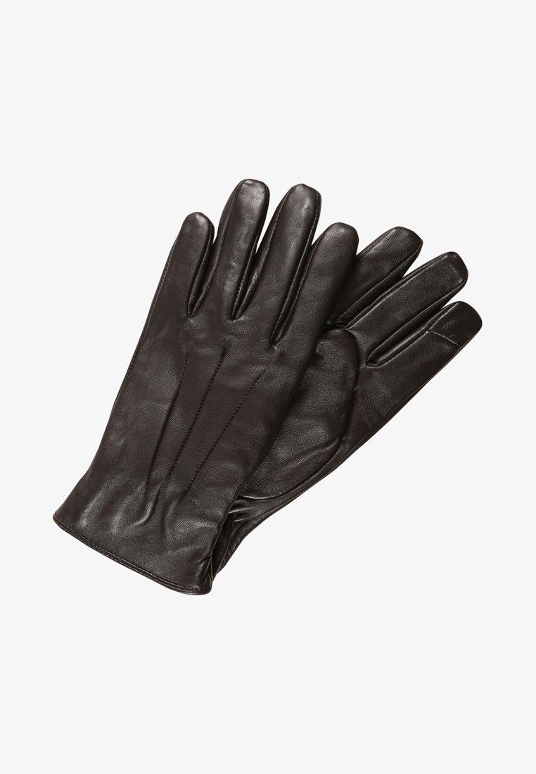 Jack & Jones - JACMONTANA GLOVES  - Gloves - dark earth
