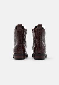 Maripé - Lace-up ankle boots - hot coffee - 3