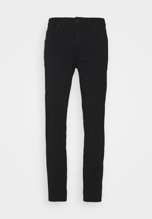 SLICK - Slim fit jeans - schwarz