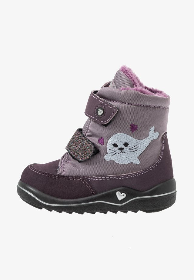 FILLY - Bottes de neige - dolcetto/purple