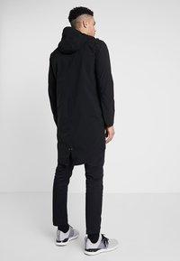 Cross Sportswear - RAIN COAT - Parka - black - 2