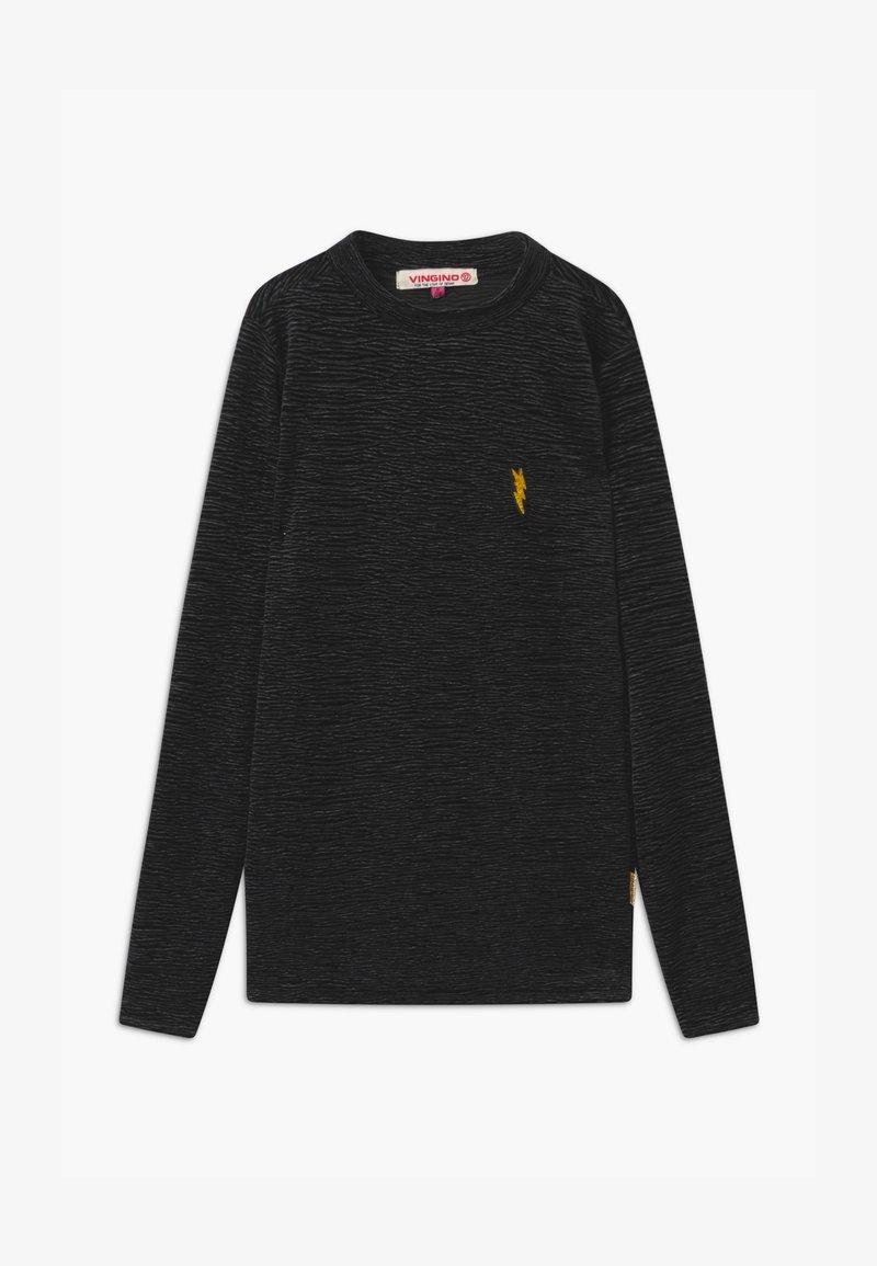 Vingino - JENTHE - Long sleeved top - deep black