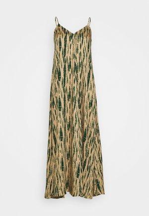 OBJBIA LONG STRAP DRESS - Denní šaty - incense