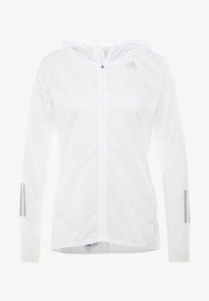 RESPONSE JACKET - Training jacket - white
