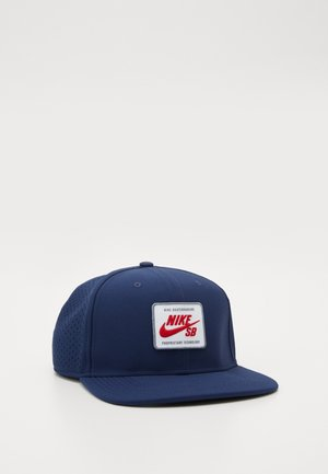 AROBILL PRO  - Gorra - midnight navy/university red