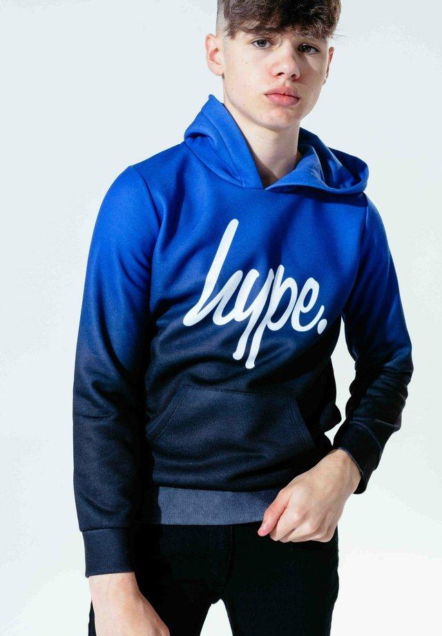FADE - Hoodie - blue