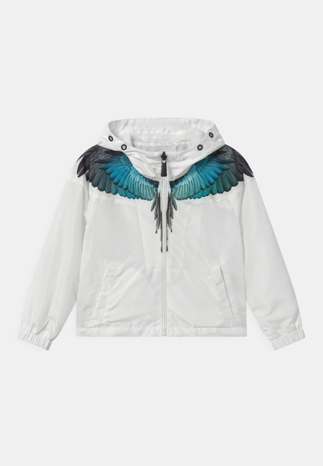 WINDBREAKER - Training jacket - bianco