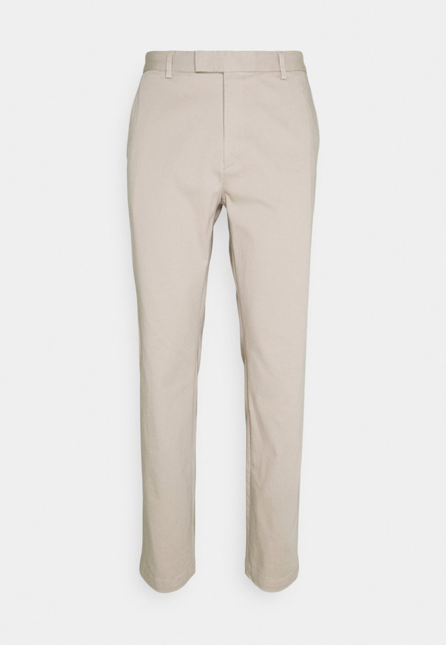 TOUCH CRAIG NORMAL - Trousers - beige