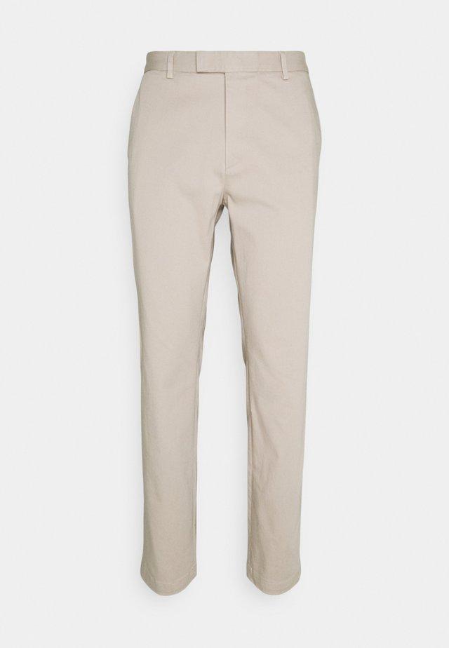 TOUCH CRAIG NORMAL - Pantaloni - beige