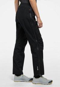 Haglöfs - L.I.M PANT  - Outdoor trousers - true black - 2