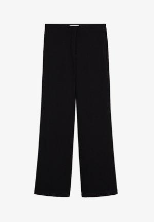 PALACHIN - Pantalones - schwarz