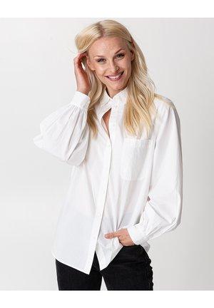 CHLO - Button-down blouse - white