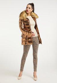 faina - Winter jacket - gold - 1