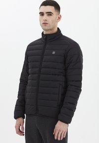 Solid - Light jacket - black - 0