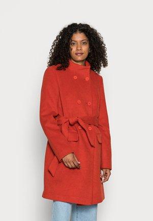 BASIC COAT - Mantel - orange red