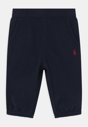 BOTTOMS - Tygbyxor - cruise navy