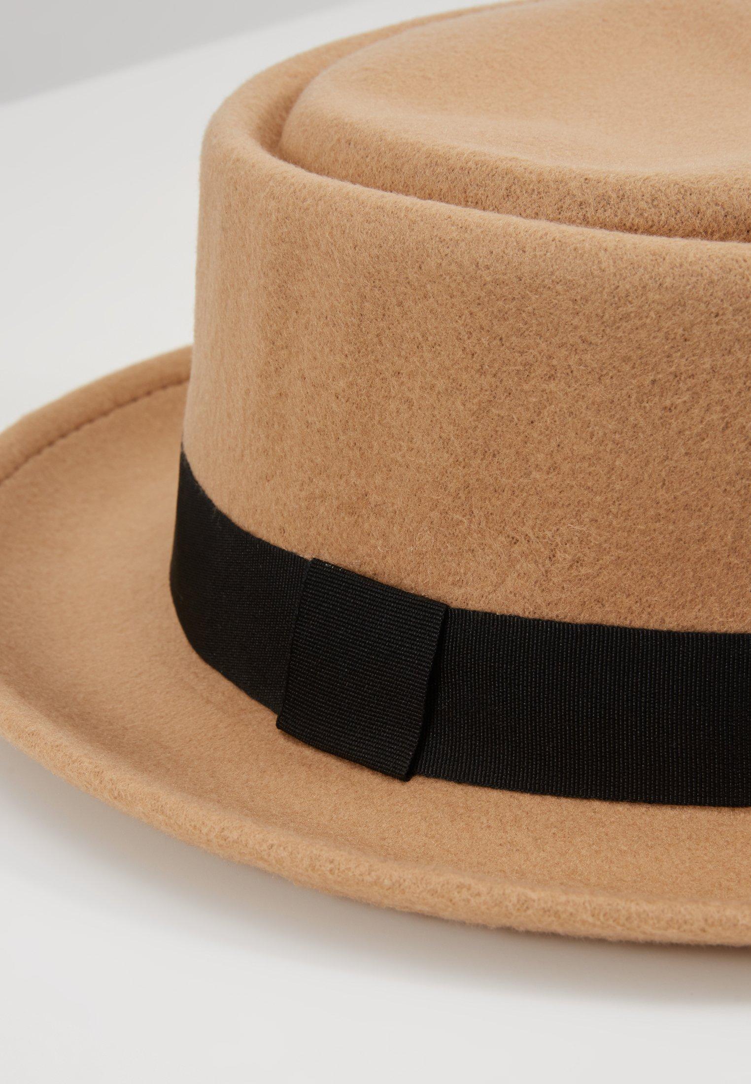 Uncommon Souls Panama Hat - Hut Taupe