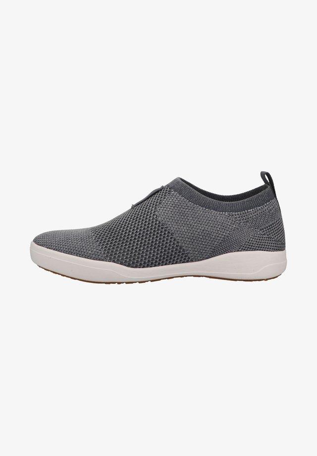 Sneakersy niskie - jeans