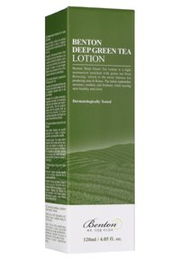 Benton - DEEP GREEN TEA LOTION  - Face cream - - - 2