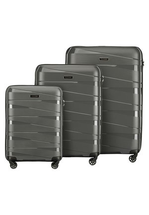 Luggage set - grau