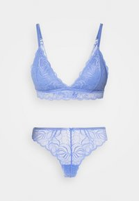 Cotton On Body - SUMMER LONGLINE BRALETTE  - String - cornflower lilac - 0