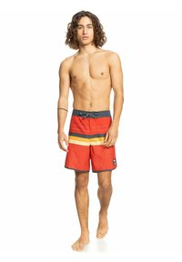 Quiksilver - EVERYDAY MORE CORE  - Swimming shorts - pureed pumpkin - 0