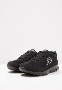 Kappa - ROCKET  - Zapatillas de entrenamiento - black - 2