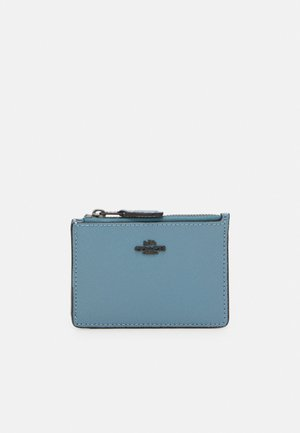CROSSGRAIN MINI SKINNY - Monedero - azure
