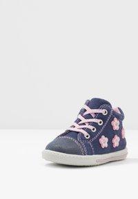 Lurchi - BEBA - Baby shoes - navy - 2