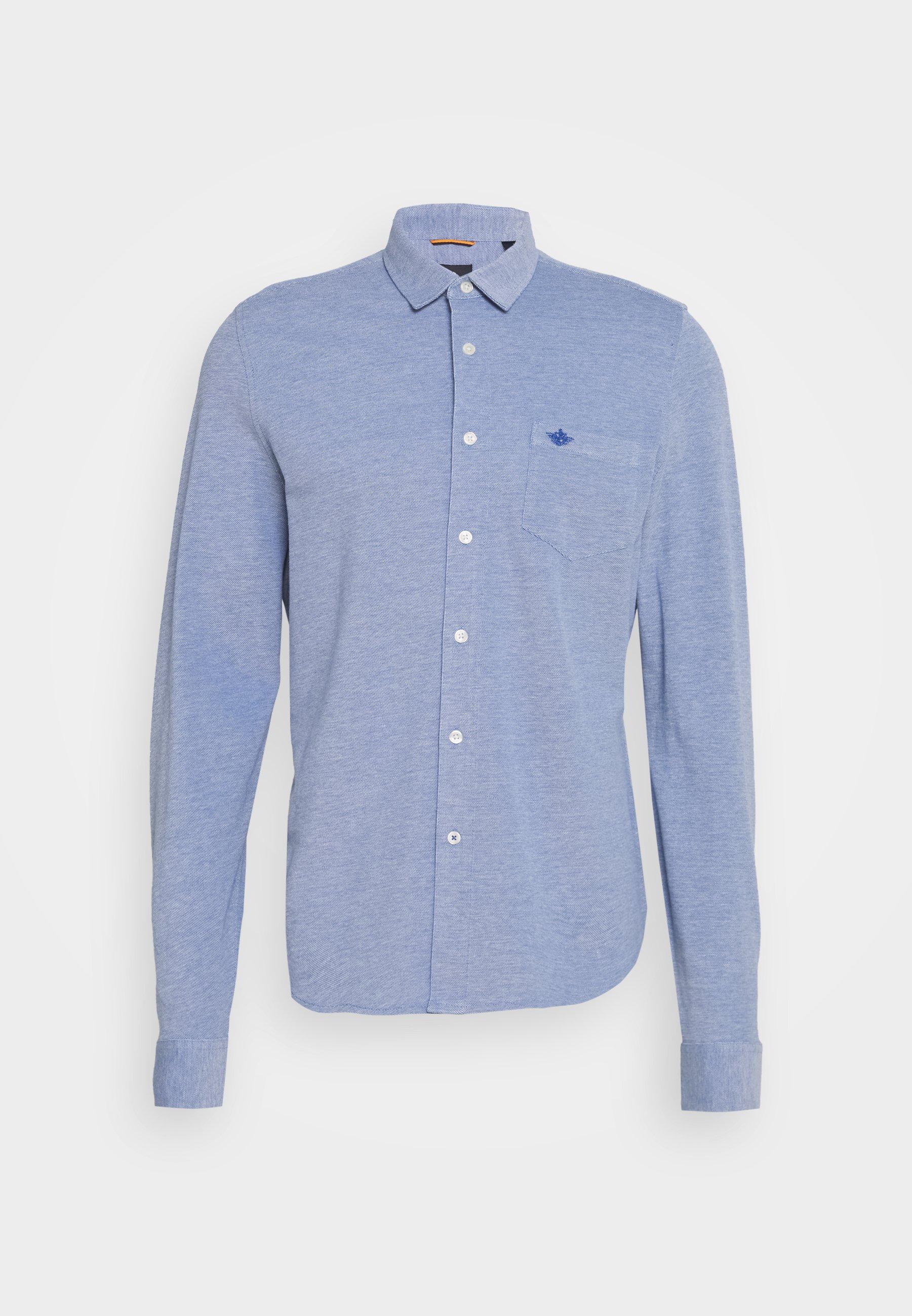 Dockers Alpha Button Up - Hemd Blue
