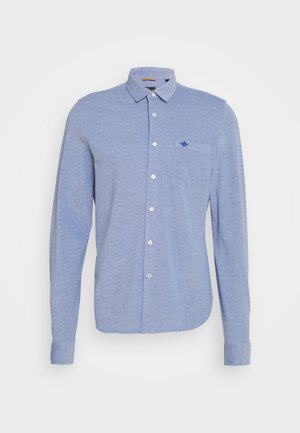 ALPHA BUTTON UP - Shirt - hofmann delft