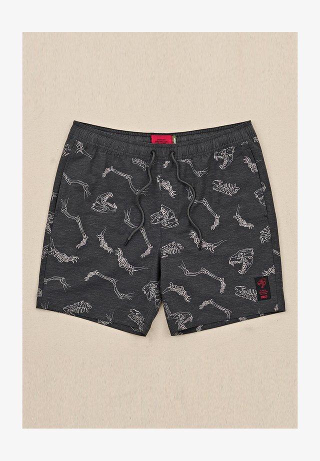 DION AGIUS - Shorts - black