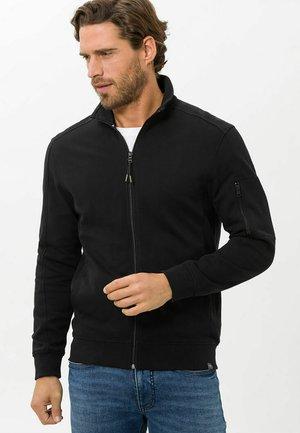 STYLE SCOTT - Zip-up sweatshirt - black