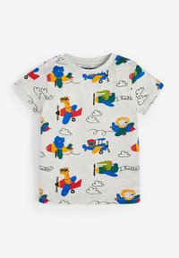 Next - 3 PACK - Print T-shirt - multi coloured - 2